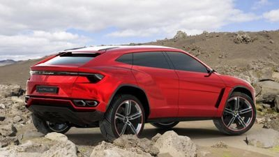 A Lamborghini That Can Climb Pavements. The Urus Is Coming!