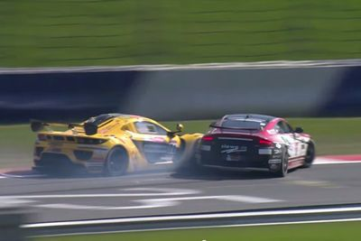 Video: Gt4 Crash At Red Bull Ring Is Brutal