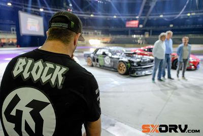 The Boys Are Back In Town! Clarkson, Hammond, May And Ken Block Have Arrived!