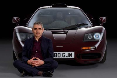 Someone Bought Mr Bean's Mclaren For A Ludicrous $12 Million!