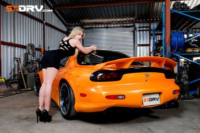 Carmi Wilmans - Efini Rx7 Fd3s -  Exclusive Interview & Pictures