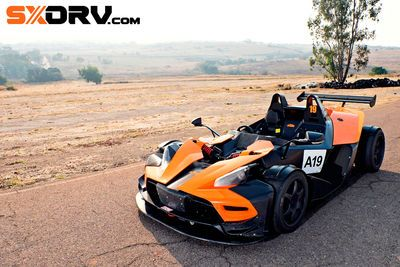 There's No Better Way To Hit Your Target Than With A Bow, A Ktm X-bow That Is!