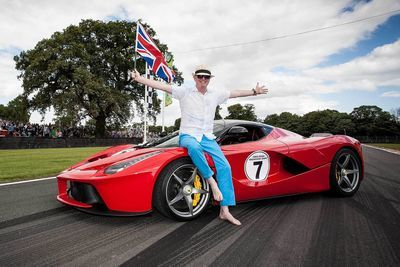 Official: Chris Evans Is The New Top Gear Presenter!