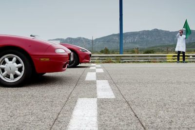 Video: Old Or New Mazda Mx-5. Let's Settle This With A Race!
