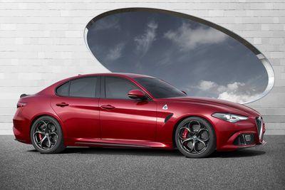 Photos/video: Alfa Romeo Giulia Has Killer Curves And A 510hp V6 Heart.