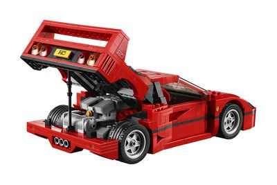 Always Dreamed Of Owning An Iconic Ferrari F40? Well Now You Can!