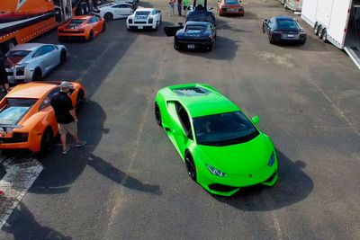 Video: How Does A 2000hp+ Lamborghini Tickle Your Fancy?!