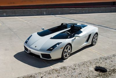 Very Rare Lamborghini Concept S To Be Auctioned Off