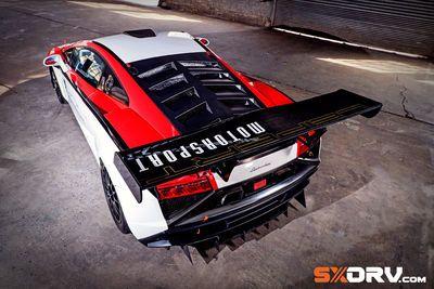 Come At Me Bro! This Raging Bull, The Lamborghini Gallardo Fl2 Gt3, Will Put You Down.