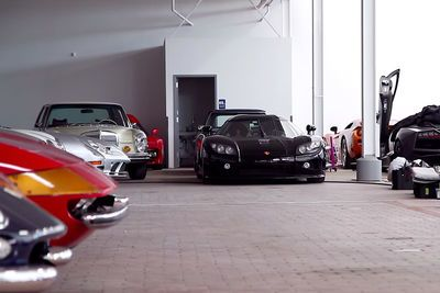 Video: $65 Million Car Collection - The Pinnacle Portfolio