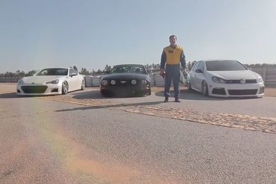 Video: The Age Old Battle Of Air Vs Coilovers Finally Put To Bed!