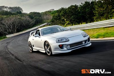 It's Fast. It's Furious. It's A Supra - Oh And It Also Makes 1100hp!