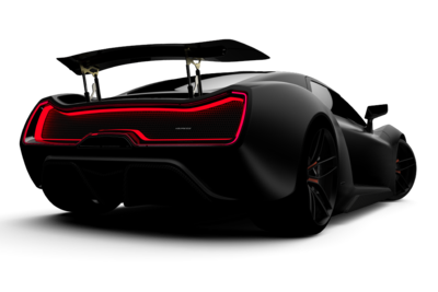 Can You Guess Where This New Hypercar, The Nemesis, Comes From?