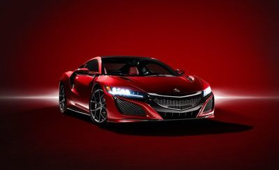 Its Coming! The New Acura Nsx