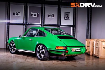 A Timeless, Classic Porsche, Redefined, With Mind-shattering Results!