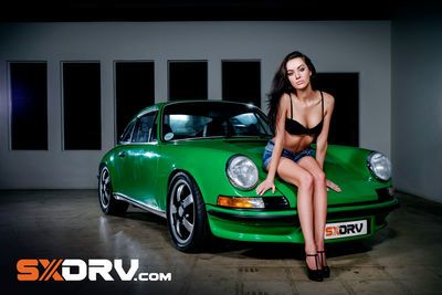 Kelly Pretorius - Dutchmann Porsche Carrera Wrs - Exclusive Interview & Photos