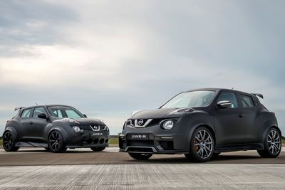 Video: Nissan Could Build 17 Of The Ugly Duckling Juke-r's. Gt-r Power In A Small Crossover? Hell Yeah!!!