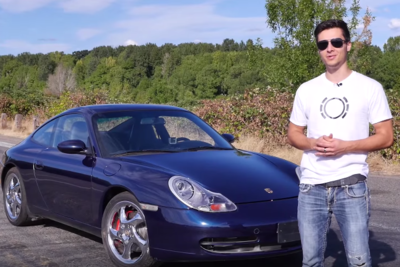 Video: Can You Stop Your Porsche By Using Iphones As Brake Pads?