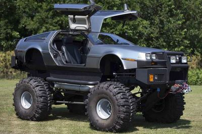 11 Normal Cars With Ridiculously Massive Wheels!