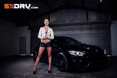 Katya Backer - Bmw M4 - Exclusive Interview & Pictures
