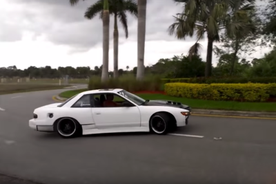 Video: Awesome Street Drifting Compilation! Get Sideways!
