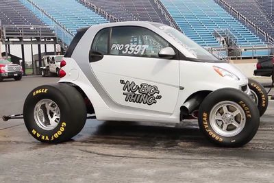 Video: Nu Big Thing, The Craziest Smart Car Around!