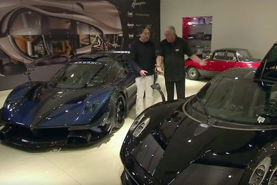 Video: Shinji Takei Of Megaweb's Insane Car Collection, Explored.