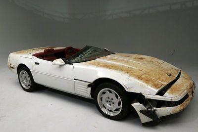 Video: 1 Millionth Corvette Restoration Seen In An Amazing Timelapse!