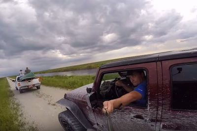 Video: This Guy Is A Total Failure At The Selfie Stick Game!