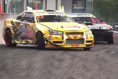 Video: A Tribute To The Automotive Art Of Drifting