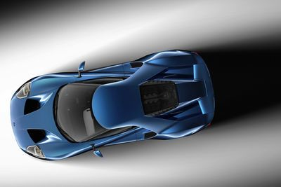 2016 Ford Gt Specs Revealed Via Forza Motorsport 6?