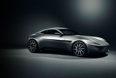 Video: Built For Bond... Aston Martin Db10
