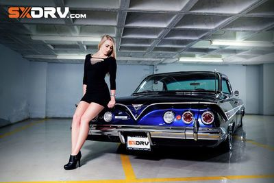 Shannen Rae Wentworth - 61 Chevrolet Impala - Exclusive Interview & Pictures
