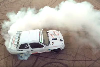 Video: Burnouts Stunts And Shit, What Better Way To Spend Your Days!