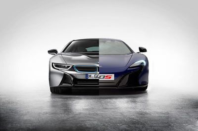 Bmw-mclaren Supercar To Debut In 2017?