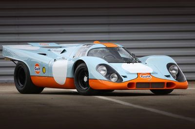 Video: Flat Out In The Legendary Porsche 917.