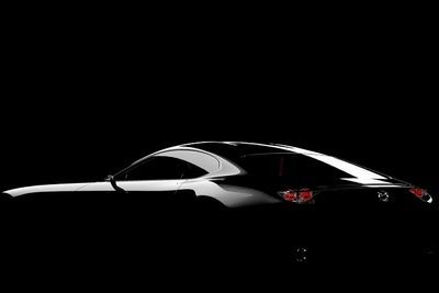 Is This Really A Teaser Of The New Rx-7?