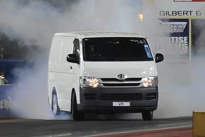 Video: Your Parts Deliveries Will Never Be Late Again With A Van Like This One!