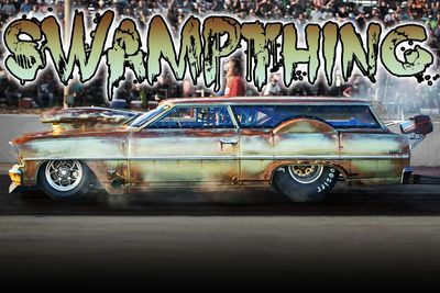 Video: Swamp Thing - Chopped Rusty Nitrous Wagon!