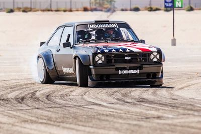 Video: Ken Block Has An Epic New Escort By His Side...