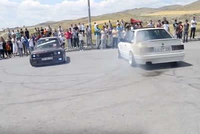 Video: People Are Awesome Insane Drifting!