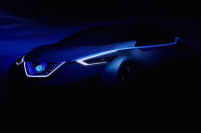 Video: Nissan Teases New Driverless Concept At Tokyo Motor Show