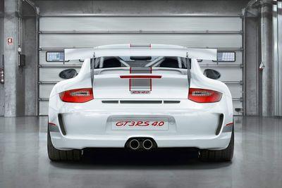 Video: Porsche Gt3 Rs 4.0 Doing 295km/h On The Autobahn!