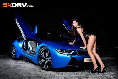 Jaenette Jacobs - Bmw I8 - Exclusive Interview & Pictures