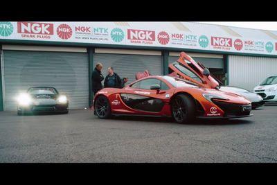 Video: P1 Vs Laferrari Vs 918 Spyder: Which Is Fastest Down The 1/4 Mile?!