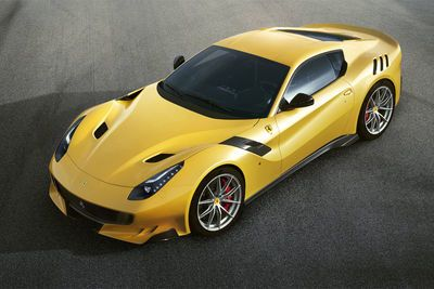 Video: Ferrari F12 Tdf First Shakedown Test. Some Epic Sounds!