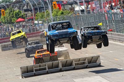 Video: Pov Of Some Of The Most Badass Racing Out There, Super Stadium Trucks!