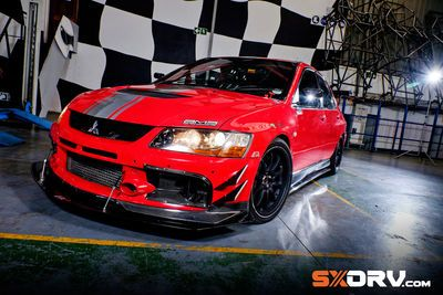 Evolicious! The Most Insane Evo We've Ever Laid Our Eyes On!