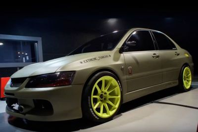 Video: Is This Heaven?! An Evo With Close To 2000hp That Revs To 12000rpm. Completely Mental!