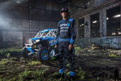 Video: Rj Anderson Takes His Turbo Powered Polaris Rzr Into An Apocalyptic Nightmare And Rips It Up!